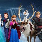 Frozen: Uma Aventura Congelante, o novo desenho da Disney, chega aos cinemas