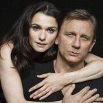 O amor continua lindo para Daniel Craig e Rachel Weisz