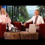 Diane Keaton quer quebrar o recorde de beijos