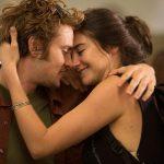 Cenas quentes no novo filme de Shailene Woodley