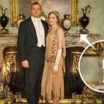 O divertido dia seguinte ao episódio da garrafa de água em Downton Abbey
