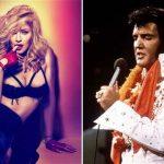 O dia em que ganhamos Madonna e perdemos Elvis