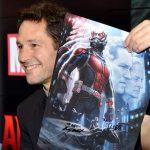 A primeira imagem de O Homem-Formiga, novo filme da Marvel.