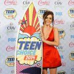 Quem brilhou nos premiados de TV do Teen Choice Awards!