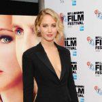 A moda de estrelas como Jennifer Lawrence no London Film Festival