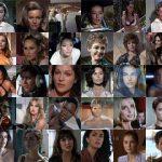 Essas inesquecíveis Bond Girls…