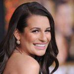 As primeiras imagens  de Lea Michele cantando Let it Go em Glee