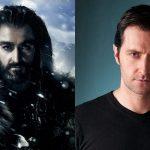 Um momento com o charmoso Richard Armitage, o Thorin de O Hobbit