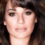 Será que Lea Michele começou a seguir a tendência de cabelos curtos?