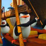 Fofos e divertidos, Os Pinguins de Madagascar chegam aos cinemas num filme só deles.