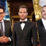 E aqui estão os indicados ao Oscar!!!