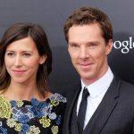 Benedict Cumberbatch casou!