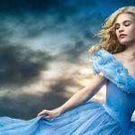 Corra para o cinema para assistir Cinderela! Tão lindo!!!