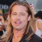 Brad Pitt definitivamente não está mais assim…