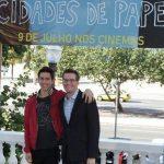 As conversas com John Green e Nat Wolff no Rio de Janeiro