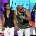 A tendência dos vencedores do Teen Choice  Awards