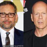 Sai Bruce Willis, entra Steve Carell