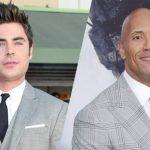 É verdade! Dwayne Johnson e Zac Efron estarão no filme de Baywatch!