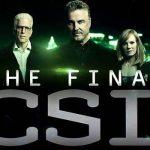 Finalmente está aqui: o final de CSI