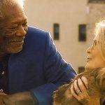 Morgan Freeman & Diane Keaton estão apaixonantes em Ruth & Alex
