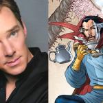 Chegaram as primeiras fotos oficiais de Benedict Cumberbatch como o Dr. Estranho