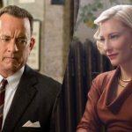 Carol e Ponte dos Espiões lideram as indicações do Oscar inglês