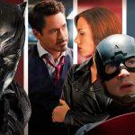 A briga fica boa no trailer do novo filme do Capitão América. Até o Homem-Aranha entrou!