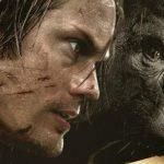 Alexander Skarsgard está muuuito bem em A Lenda de Tarzan