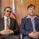 Depois do Oscar, Ryan Gosling e Russel Crowe estão juntos num filme