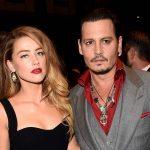 Perda e separação na semana de Johnny Depp