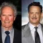 As primeiras cenas da parceria estrelada de Tom Hanks e Clint Eastwood
