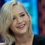 Jennifer Lawrence é a atriz mais bem paga pelo segundo ano consecutivo