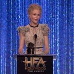 Os destaques do tapete vermelho do Hollywood Film Awards 2016
