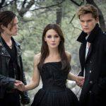 O romance sobrenatural de Fallen chega aos cinemas.