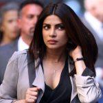 Priyanka Chopra sofre acidente no set de Quantico