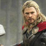 Como assim cortaram o cabelo do Thor?