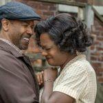 Denzel e Viola para ver de joelhos no cinema