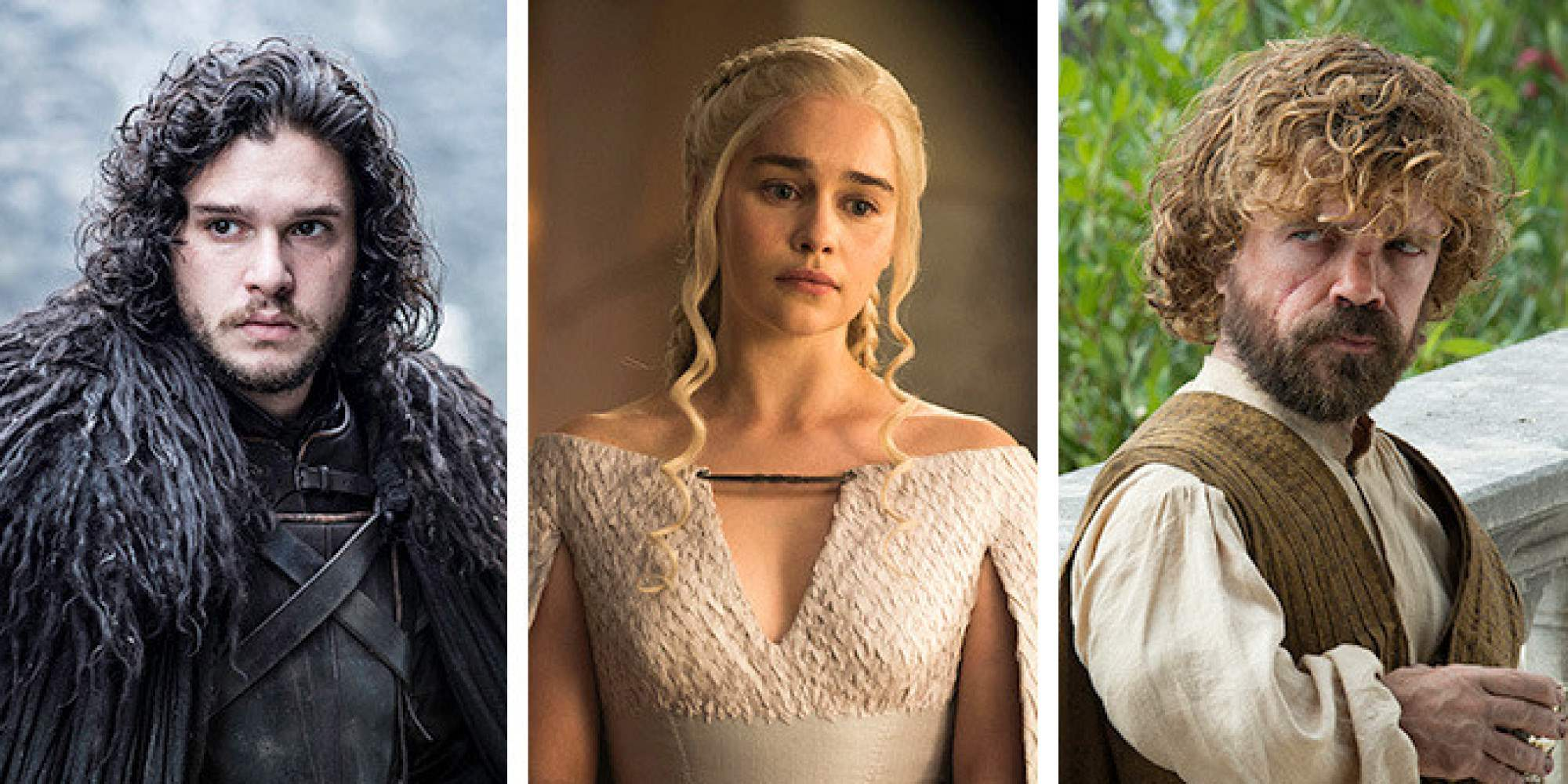 got dany jon and tyrion