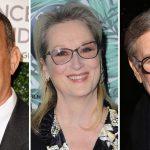 Tom Hanks, Meryl e Spielberg juntos!!!