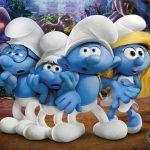 O Smurfs voltaram ainda mais fofinhos!