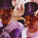 O dia em que Hugh Jackman salvou Zac Efron!