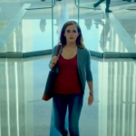 Emma Watson, agora ao lado de Tom Hanks, em O Círculo.