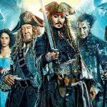 A aventura de Piratas do Caribe está de volta aos cinemas