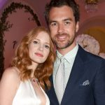 Jessica Chastain casou!