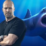 Vem aí Jason Statham contra o tubarão!