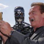 Feliz aniversário, Arnie!
