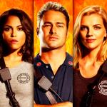 Hoje tem a sexta temporada de Chicago Fire!