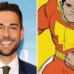 DC escolhe o novo Shazam: Zachary Levi
