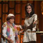 Angelina, prêmios e tapete vermelho do Governor's Awards