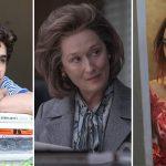 Os indicados e favoritos do cinema ao Globo de Ouro